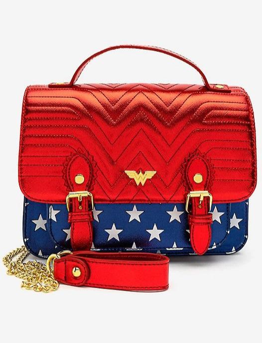 Kabelka DC Comics - Wonder Woman (Loungefly) (PC)