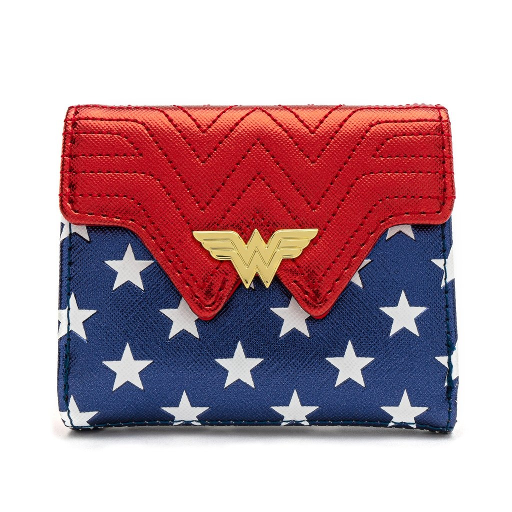 Peněženka DC Comics - Wonder Woman (Loungefly) (PC)