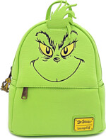 Batoh Grinch - Cosplay Mini Backpack (Loungefly)