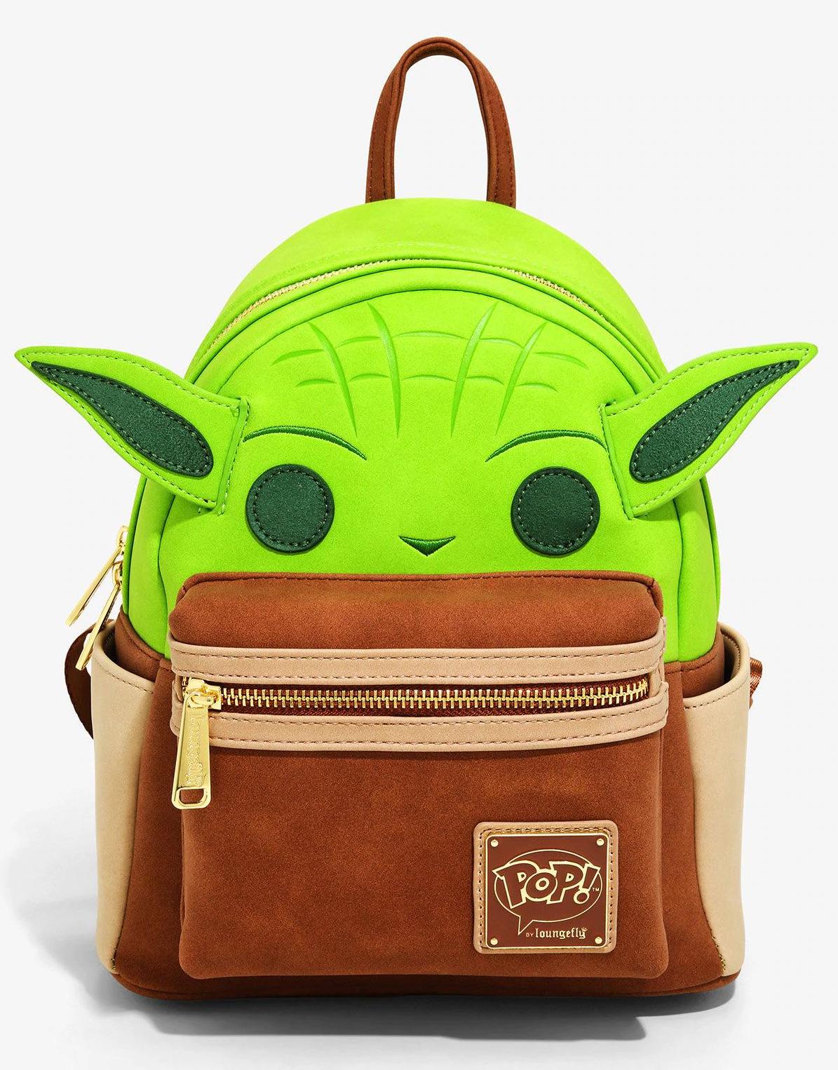Batoh Star Wars - Yoda (Loungefly) (PC)