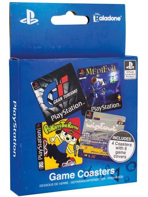 Podtácky PlayStation - Game Coasters (PC)