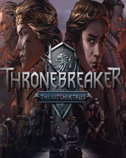 Thronebreaker The Witcher Tales (PC DIGITAL) (PC)
