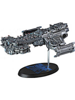 Figurka StarCraft - Terran Battlecruiser Mini Replica