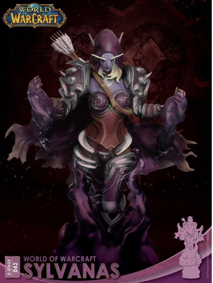 Figurka World of Warcraft - Sylvanas (16cm) (PC)
