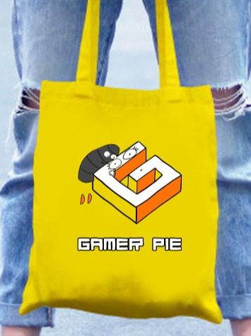 Taška Gamer Pie (plátěná) (PC)