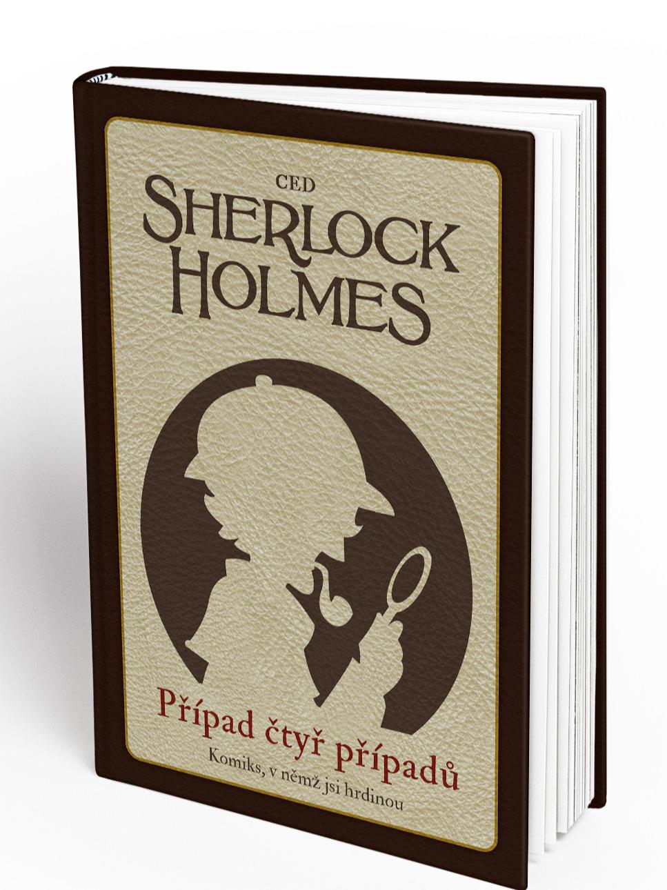 Gamebook Sherlock Holmes: Případ čtyř případů (PC)
