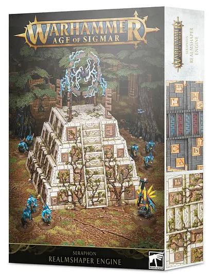 W-AOS: Seraphon - Realmshaper Engine (1 figurka) (PC)