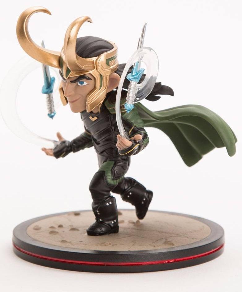 Figurka Marvel - Loki (Q-Fig) (PC)