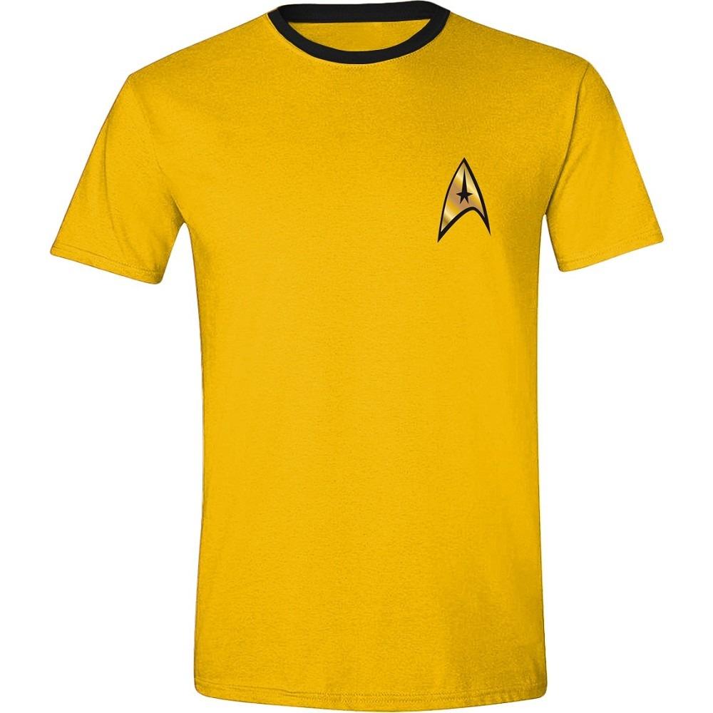 Tričko Star Trek - Kirk Uniform (velikost M) (PC)