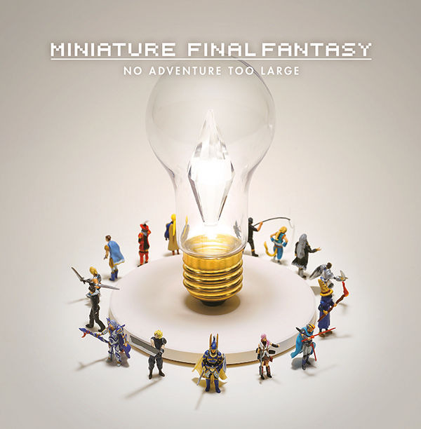 Kniha Miniature Final Fantasy (PC)