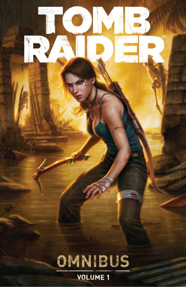 Komiks Tomb Raider Volume 1 Omnibus (PC)