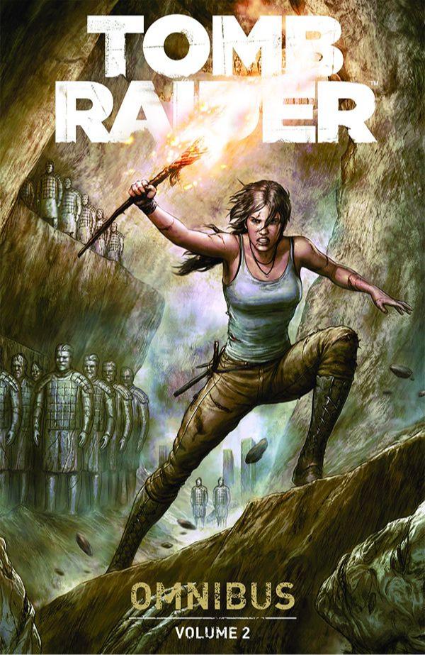 Komiks Tomb Raider Volume 2 Omnibus (PC)