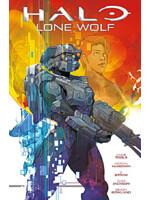 Komiks Halo - Lone Wolf