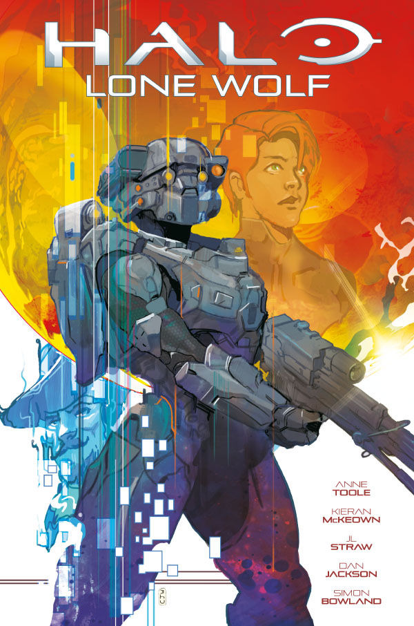Komiks Halo - Lone Wolf (PC)