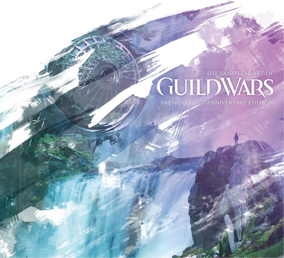 Kniha The Complete Art of Guild Wars (PC)