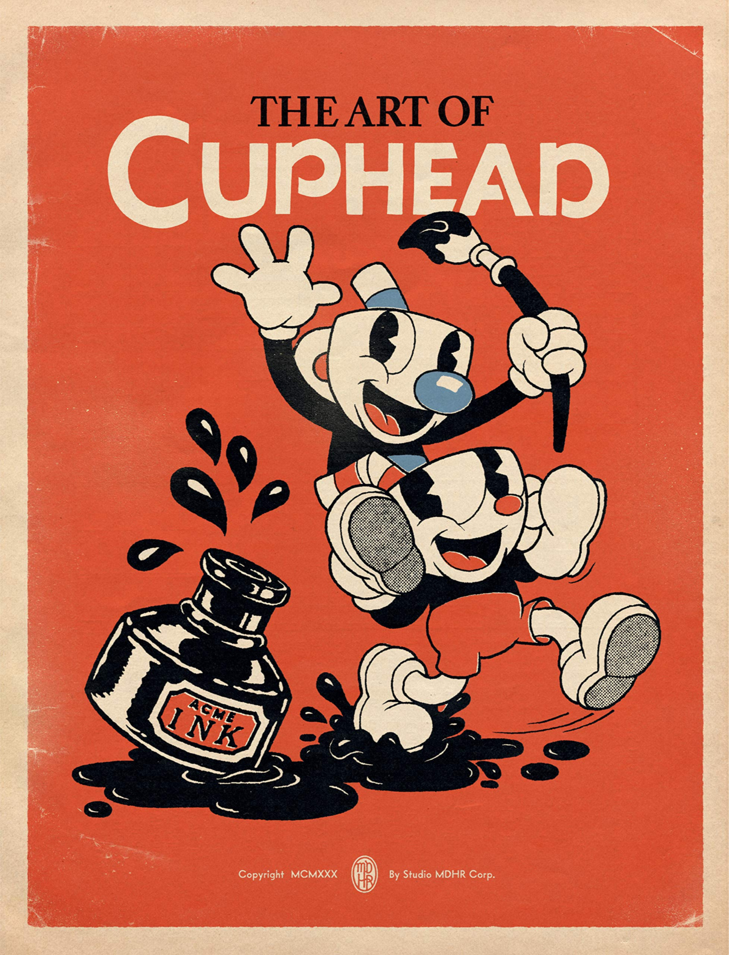 Kniha The Art of Cuphead (PC)
