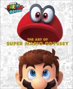 Kniha The Art of Super Mario Odyssey