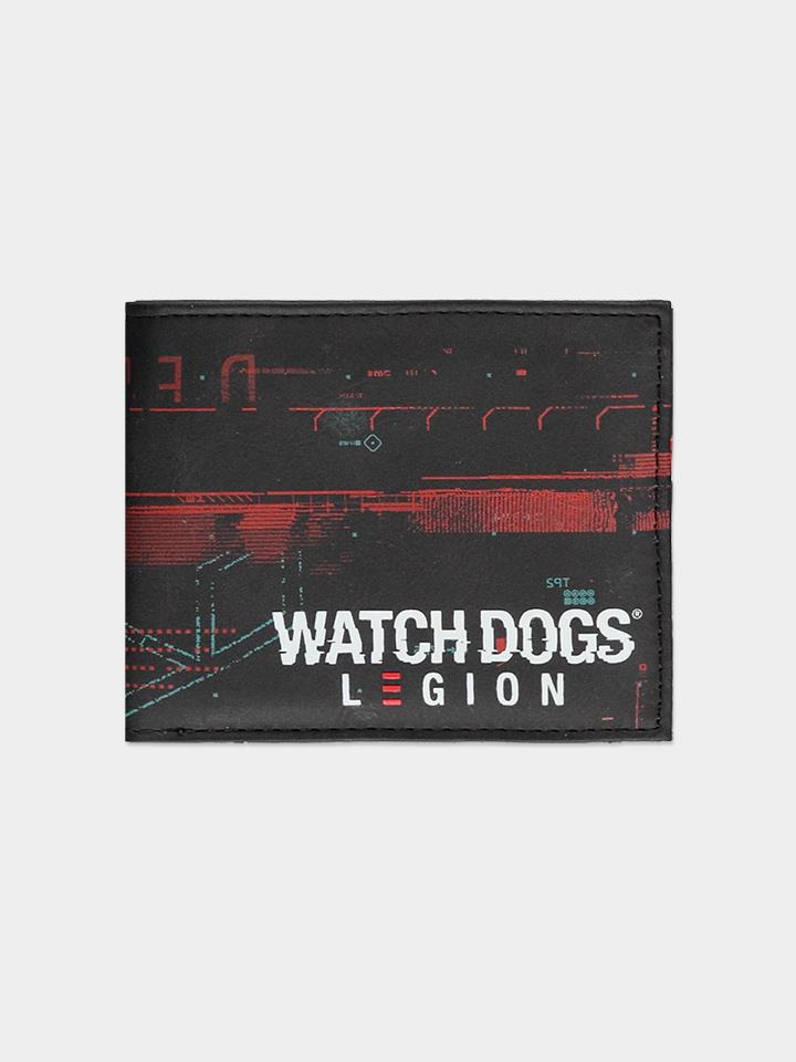 Peněženka Watch Dogs: Legion - Print (PC)