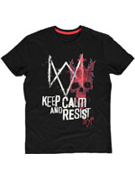 Tričko Watch Dogs: Legion - Keep Calm and Resist