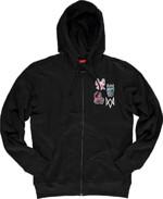 Mikina Watch Dogs: Legion - Logo (velikost XXL)