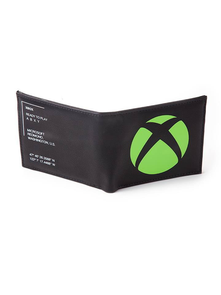 Peněženka Xbox - Logo (PC)