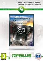 Trainz Railroad Simulator 2009 (PC)