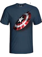 Tričko Avengers - Captain America (velikost L)