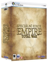 Empire: Total War - Special Forces Edition (PC)