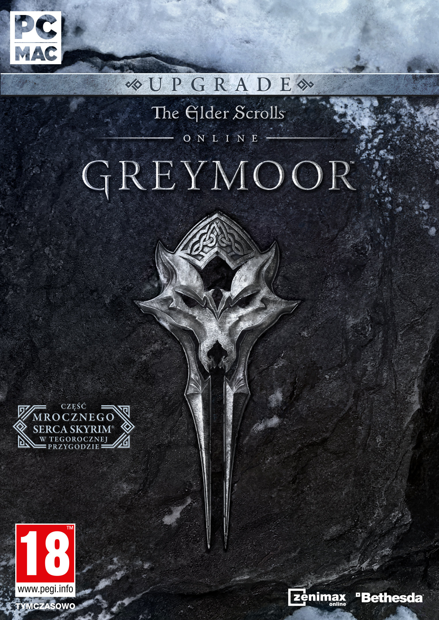 The Elder Scrolls® Online: Greymoor Digital – rozšíření (PC)