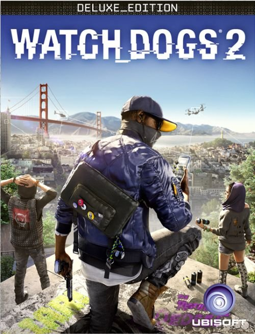 Watch Dogs 2 - Deluxe Edition (PC) klucz Uplay +