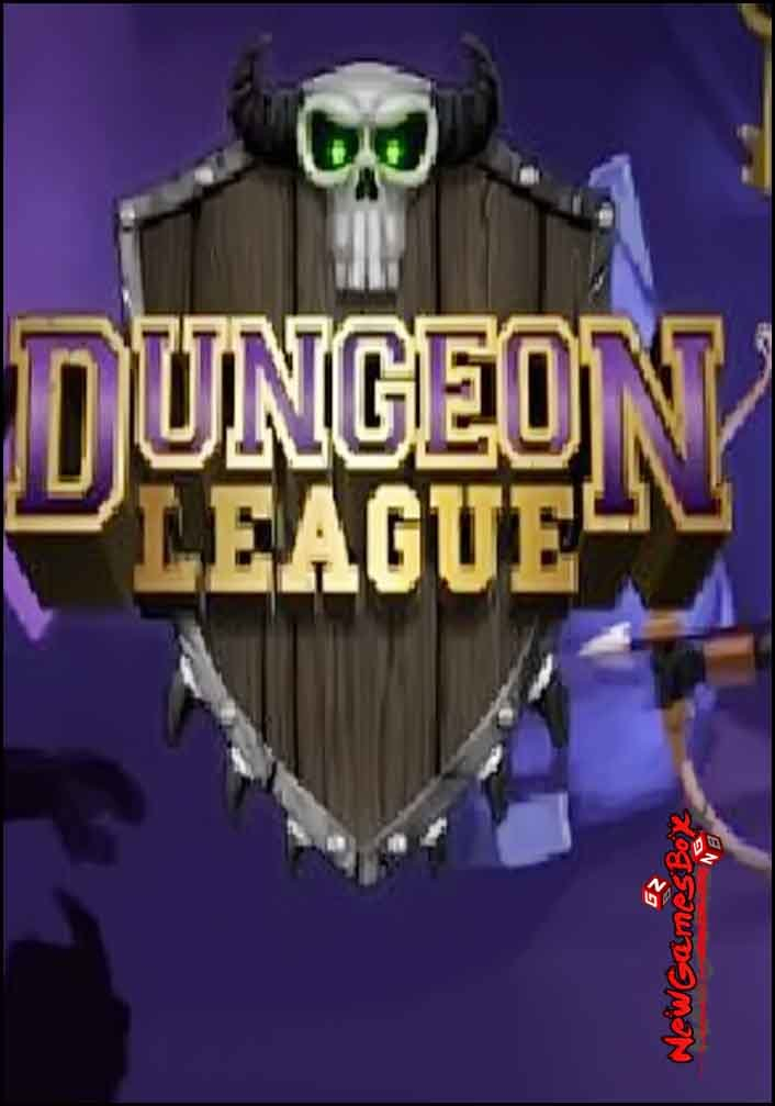 Dungeon League (PC) klucz Steam (PC)