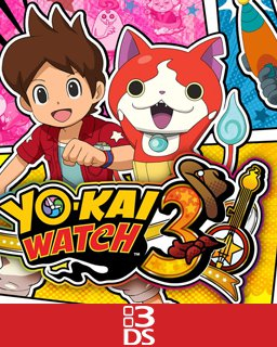 Yo-Kai Watch 3 (Switch DIGITAL) (3DS)
