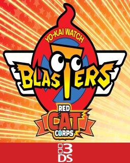 YO-KAI WATCH Blasters Red Cat (Switch DIGITAL) (3DS)