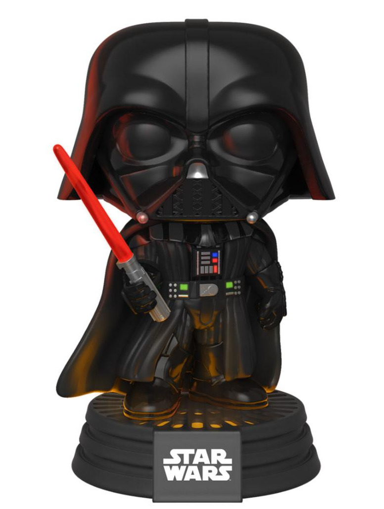 Figurka Star Wars - Darth Vader with Sounds and Light Up (Funko POP! Star Wars 343) (PC)