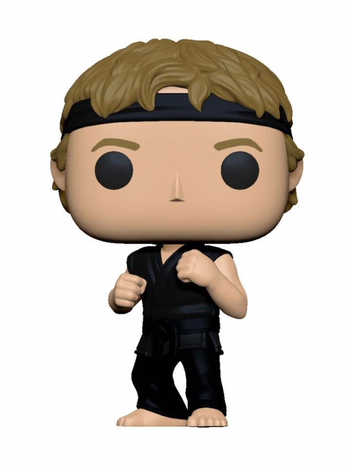 Figurka Cobra Kai - Johnny Lawrence (Funko POP! Television 970) (PC)