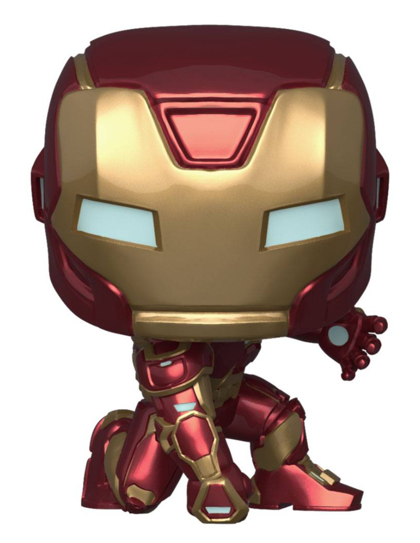 Figurka Marvel's Avengers - Iron Man (Funko POP! Games 626) (PC)