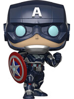 Figurka Avengers - Captain America (Funko POP! Games 627)