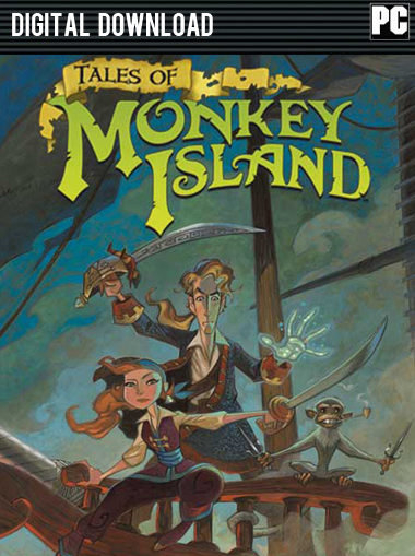 Tales of Monkey Island Complete Pack (PC)