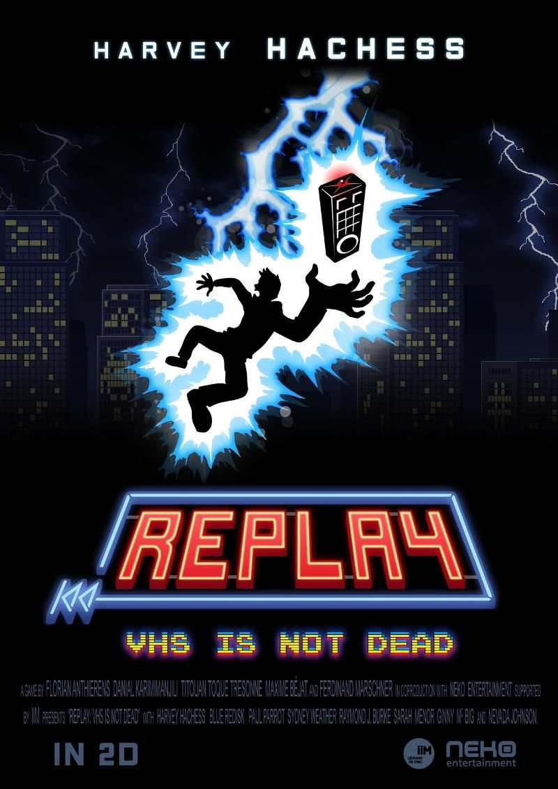 Replay - VHS is not dead +