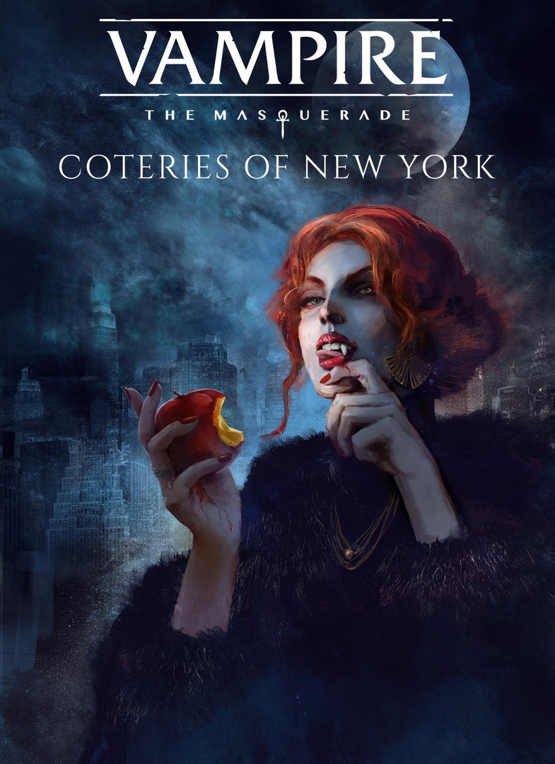 Vampire: The Masquerade - Coteries of New York Collector's Edition (PC) Steam (PC)
