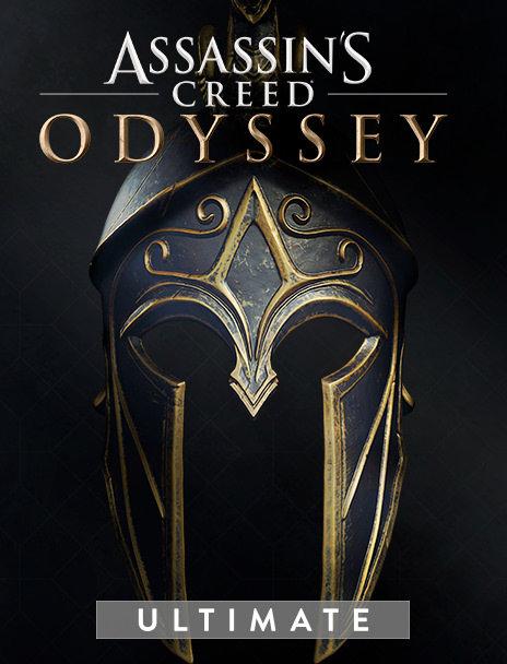 Assassin's Creed Odyssey Ultimate Edition (PC) klíč Uplay +