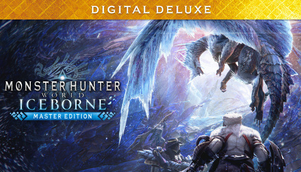 Monster Hunter World: Iceborne Master Edition Digital Deluxe (PC) Klíč Steam (PC)