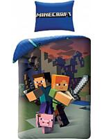 Povlečení Minecraft - Heroes