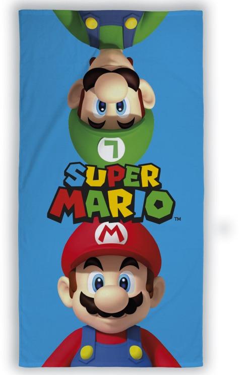 Ručník Super Mario - Mario a Luigi (PC)