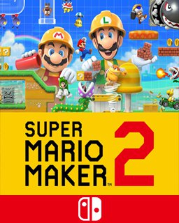 Super Mario Maker 2 + 365 dní Online Individual membership (Switch DIGITAL) (SWITCH)