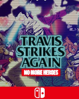 Travis Strikes Again No More Heroes (Switch DIGITAL) (SWITCH)