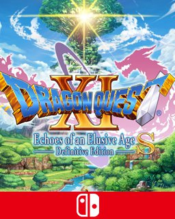 DRAGON QUEST XI S Echoes of an Elusive Age Definitive Edition (Switch DIGITAL) (SWITCH)