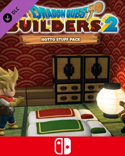 Dragon Quest Builders 2 Hotto Stuff Pack (Switch DIGITAL) (SWITCH)