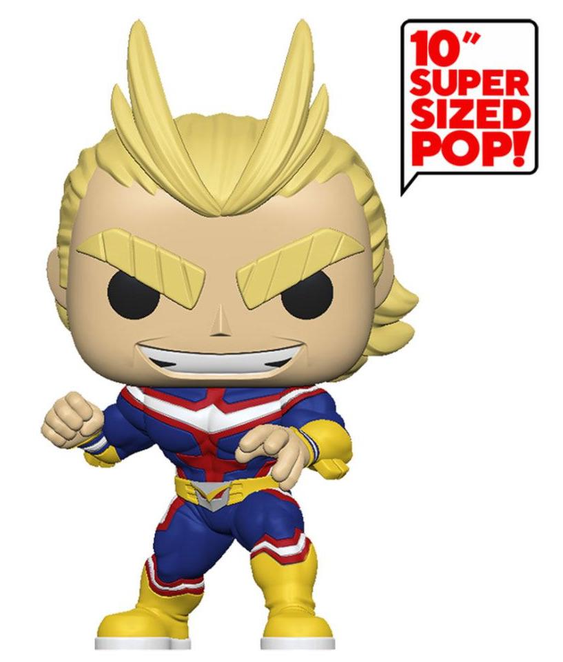 Figurka My Hero Academia - All Might (Funko Super Sized POP! Animation 821) (PC)