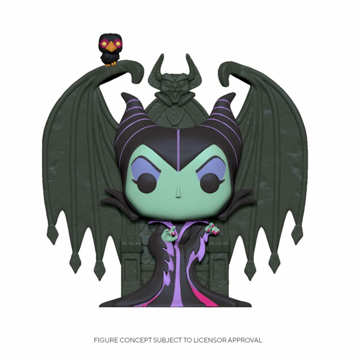 Figurka Disney - Maleficent (Funko POP! Deluxe Movies) (PC)